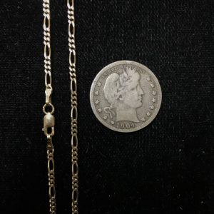 20in Figaro Chain